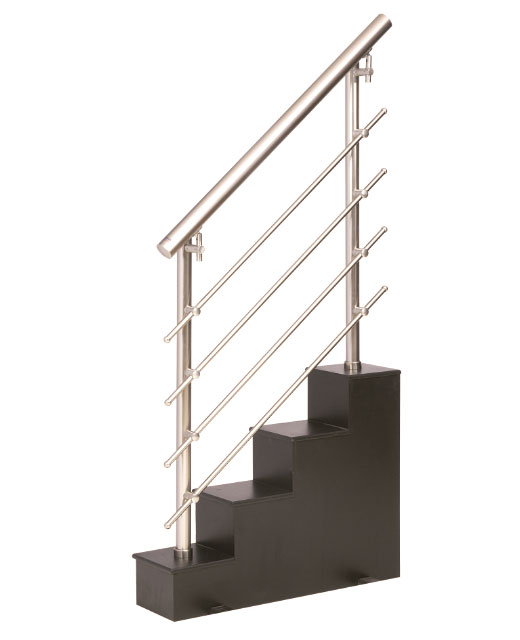 Modelo 7 barandillas aluminio inoxidable barandillas - Barandilla de aluminio ...